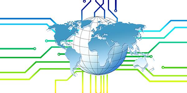 digital styrning i en global värld